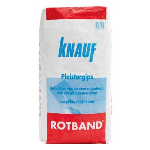 Knauf gipspleister Rotband 10kg