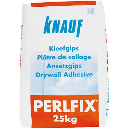Knauf kleefgips 'Perlfix' 25 kg