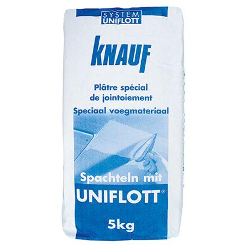 Plâtre de jointoiement Knauf 'Uniflott' 5 kg