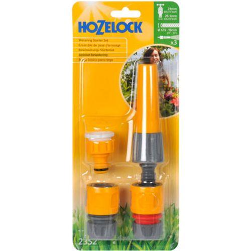 Hozelock startset koppelstukken en tuinspuit diameter 12,5 en 15 mm