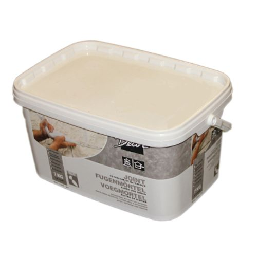 Mortier de jointoiement Decor blanc 7 kg