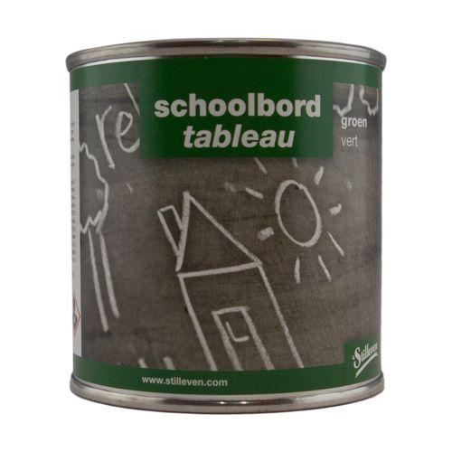 't Stilleven schoolbordverf groen 250ml