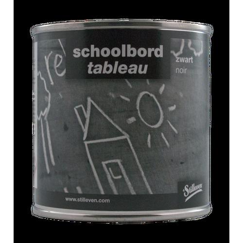 't Stilleven schoolbordverf zwart 250ml