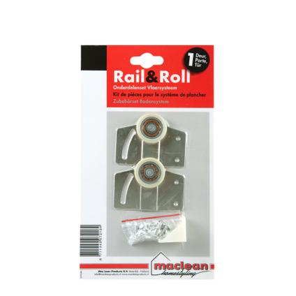 Mac Lean rail & roll vloerlooprol-pakket