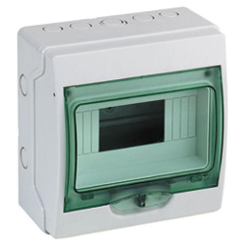 Coffret vide Schneider 8 modules IP65 EK9 gris