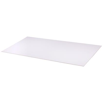 Panneau dur Sencys blanc 122x61x0,3cm