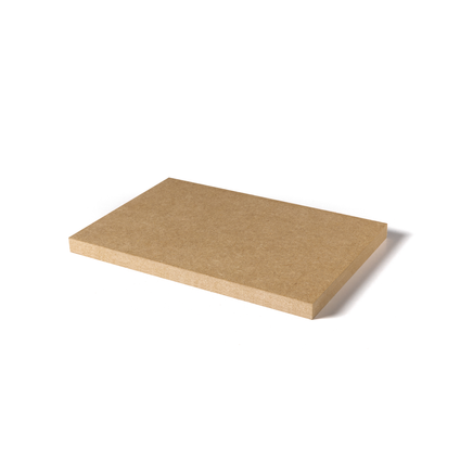 Sencys MDF-paneel hoge densiteit 244x122x0,6cm