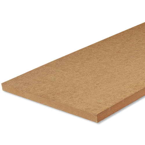 Sencys vochtwerend MDF-paneel hoge densiteit 122x61x1,8cm