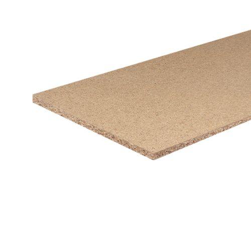Sencys spaanplaat 125x62x1,2cm