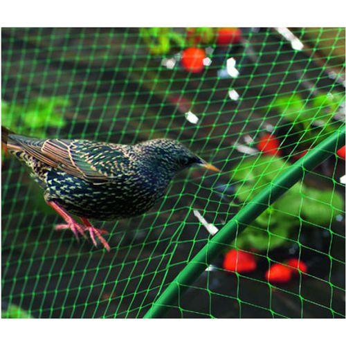 Vogelnet Birdnet groen 4x6m