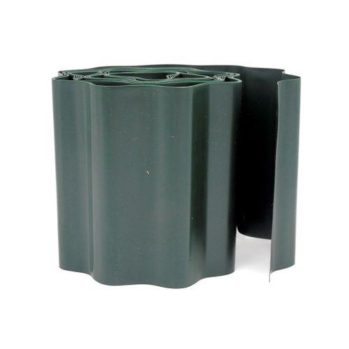 Bordures de pelouse Ubbink en PVC vert 15cmx9m