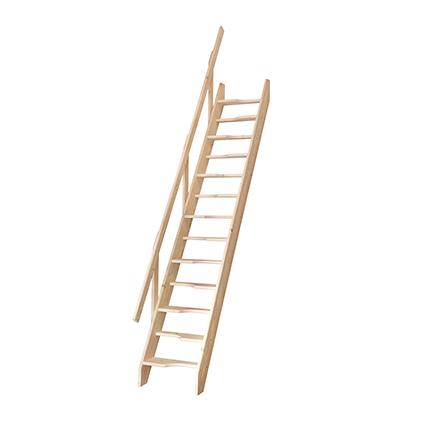 Escalier gain de place Sogem 'Tokyo' kit
