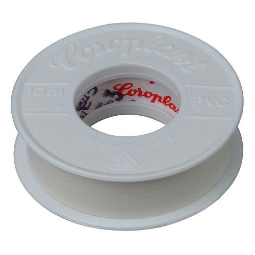 Ruban isolant Kopp 15mmx10m blanc 2pcs