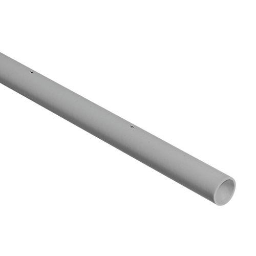 "Martens elektra buis 5/8"" slagvast grijs 2m"