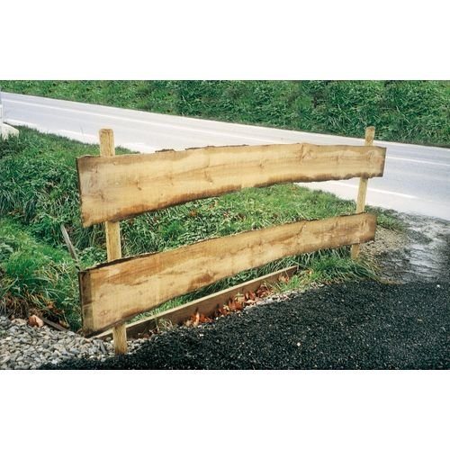 Solid tuinplank 'Canadienne' hout 240 cm