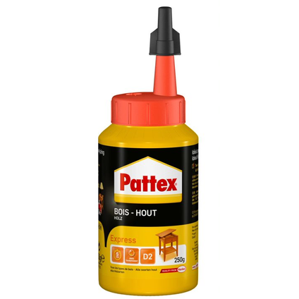 Colle à bois Pattex Express 250gr