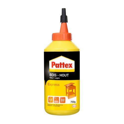 Colle à bois Pattex Express 750gr