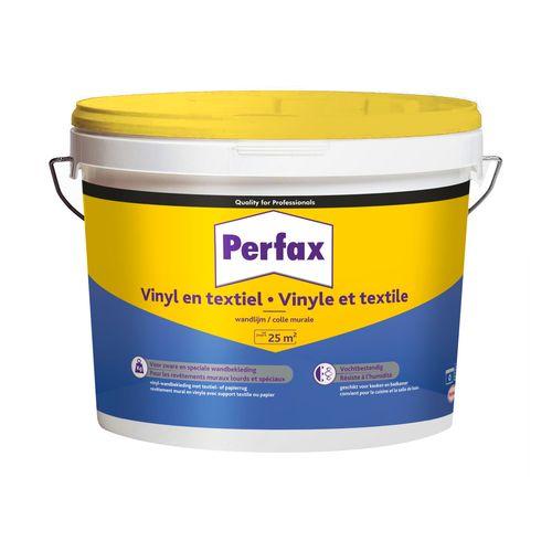 Colle murale Perfax 'Vinyl et Textile' 5kg