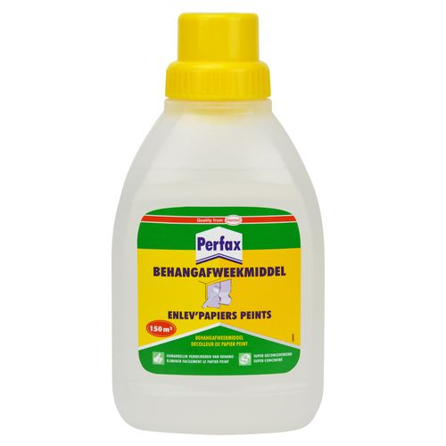 Perfax behangafweekmiddel 500 ml