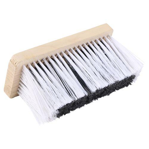 Plafondborstel hout/kunststof