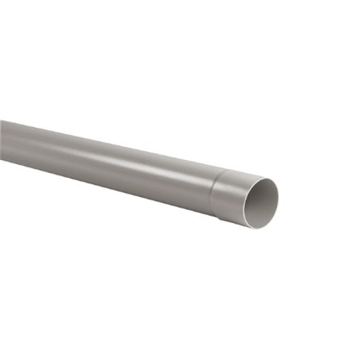 Tuyau d'évacuation d'eau Martens 'L.2m' PVC diam 100 mm