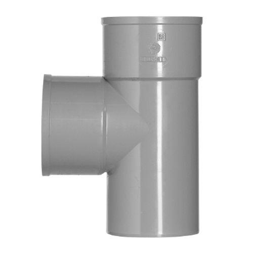 Martens lijm T-stuk 'MVV - 90 graden' PVC diam 80 mm
