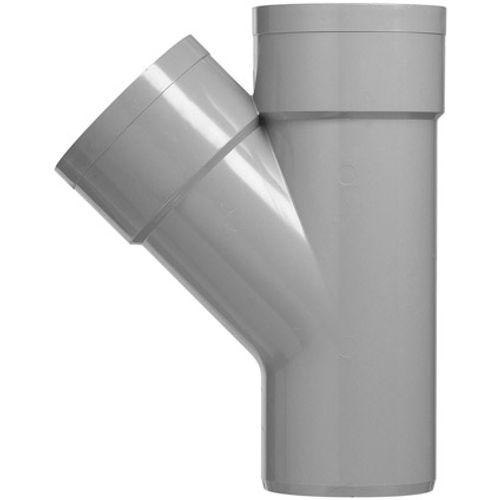 Culotte de branchement à coller Martens 'MFF - 45 degrés' PVC diam 40 mm
