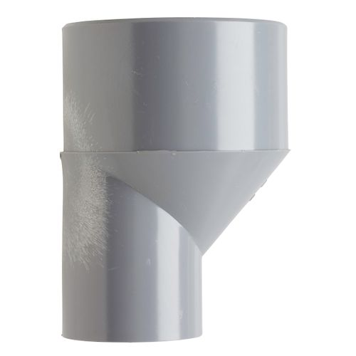 Martens lijmverloopstuck PVC diam 90-40 mm