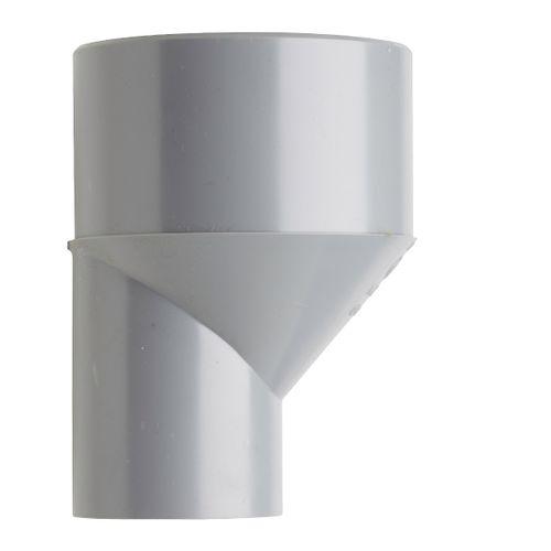 Martens lijmverloopstuck PVC diam 90-50 mm