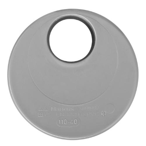 Martens verloop inwendig PVC diam 100-40 mm