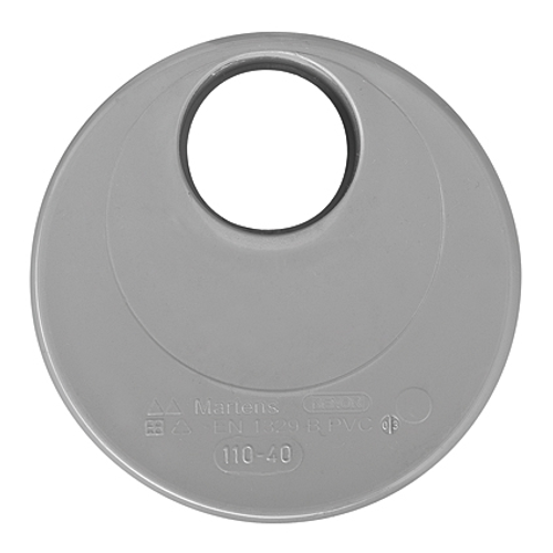 Martens verloop inwendig PVC diam 100-80 mm
