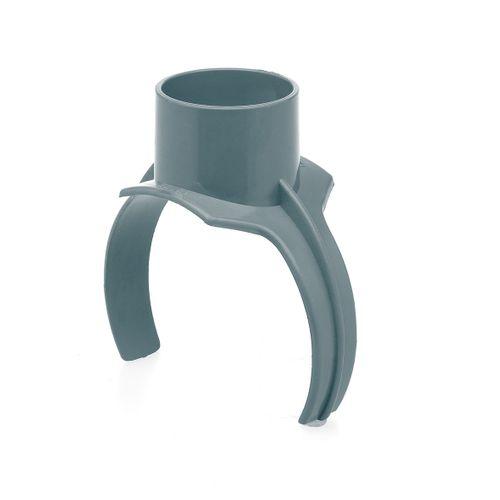 Martens klemzadel 110/125x40mm grijs