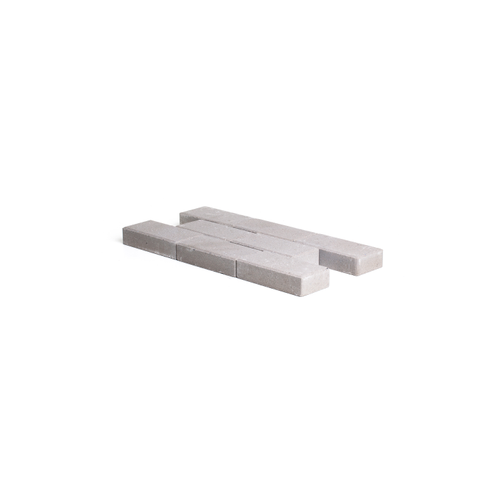 Pavé en béton Coeck 22x11x5cm gris chanfrein 3,5/5,5