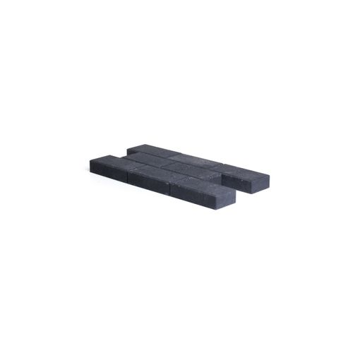 Coeck betonkeien zwart 22x11x5cm velling 3,5/5,5