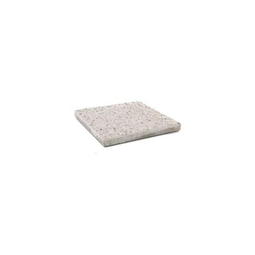 Tegel 'Silex' beton wit 40 x 40 x 4 cm