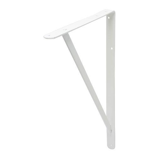 Duraline plankdrager Industrie wit 33x50xm