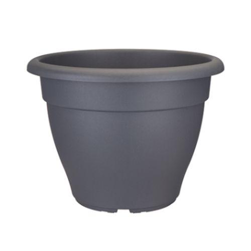 Pot Elho 'Torino Campana' anthracite 40 cm