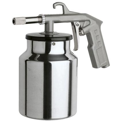 Zandstraalpistool C&K met onderbeker 1L