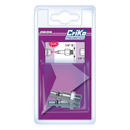 Adapters ORION 1/4E C&K 2st