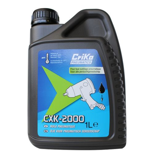 Criko olie voor persluchtgereedschap 1 L