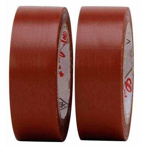 Isolatieband 4,5 mtr bruin 2 rollen