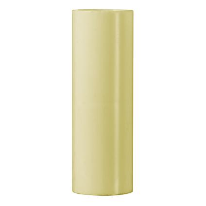 Martens pvc mof 5/8 crème 5st.
