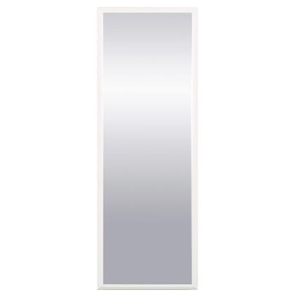 Miroir Pierre Pradel 'Athena' blanc 125 x 45