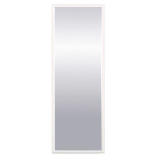 Pierre Pradel spiegel  'Athena' wit 125 x 45