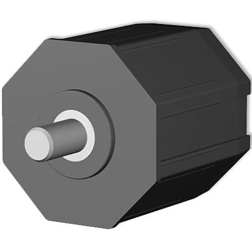Embout avec pivot Packline PVC 12 mm