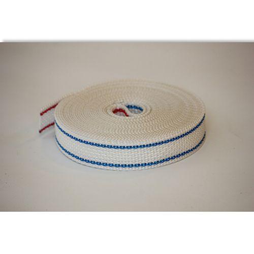 Packline rolluiklint wit 22 mm / 6 m
