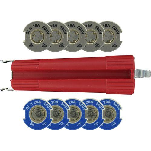 Passchroefset 16-20 Ampere+ sleutel