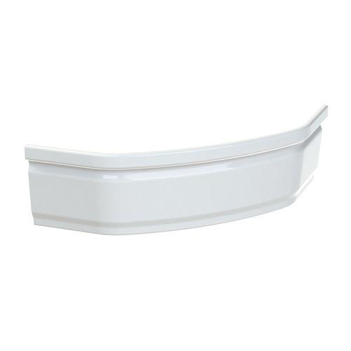 Tablier pour baignoire d'angle Allibert 'Lucina' 200 x 50 cm