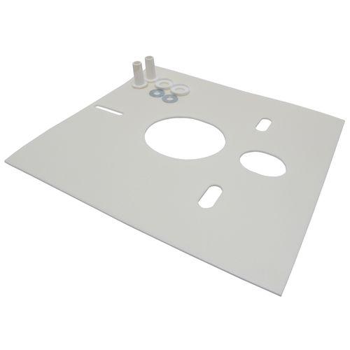 SV isolatiemat voor wandcloset