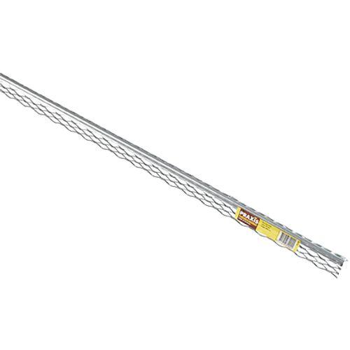 Praxis hoekbeschermer voor stucwerk 10mm